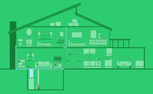 PureAir Clean Air House